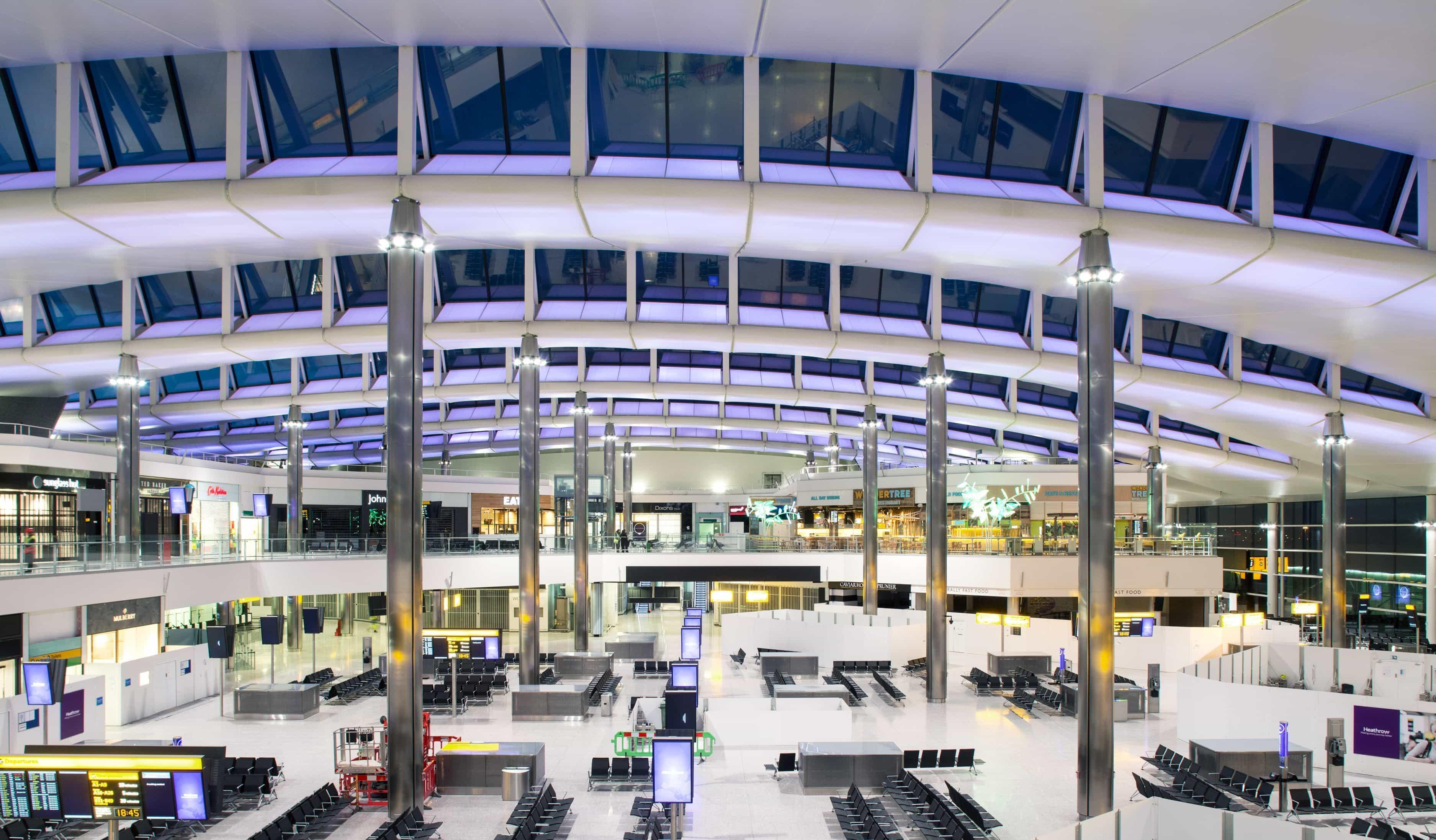 Heathrow Airport - Ferrovial