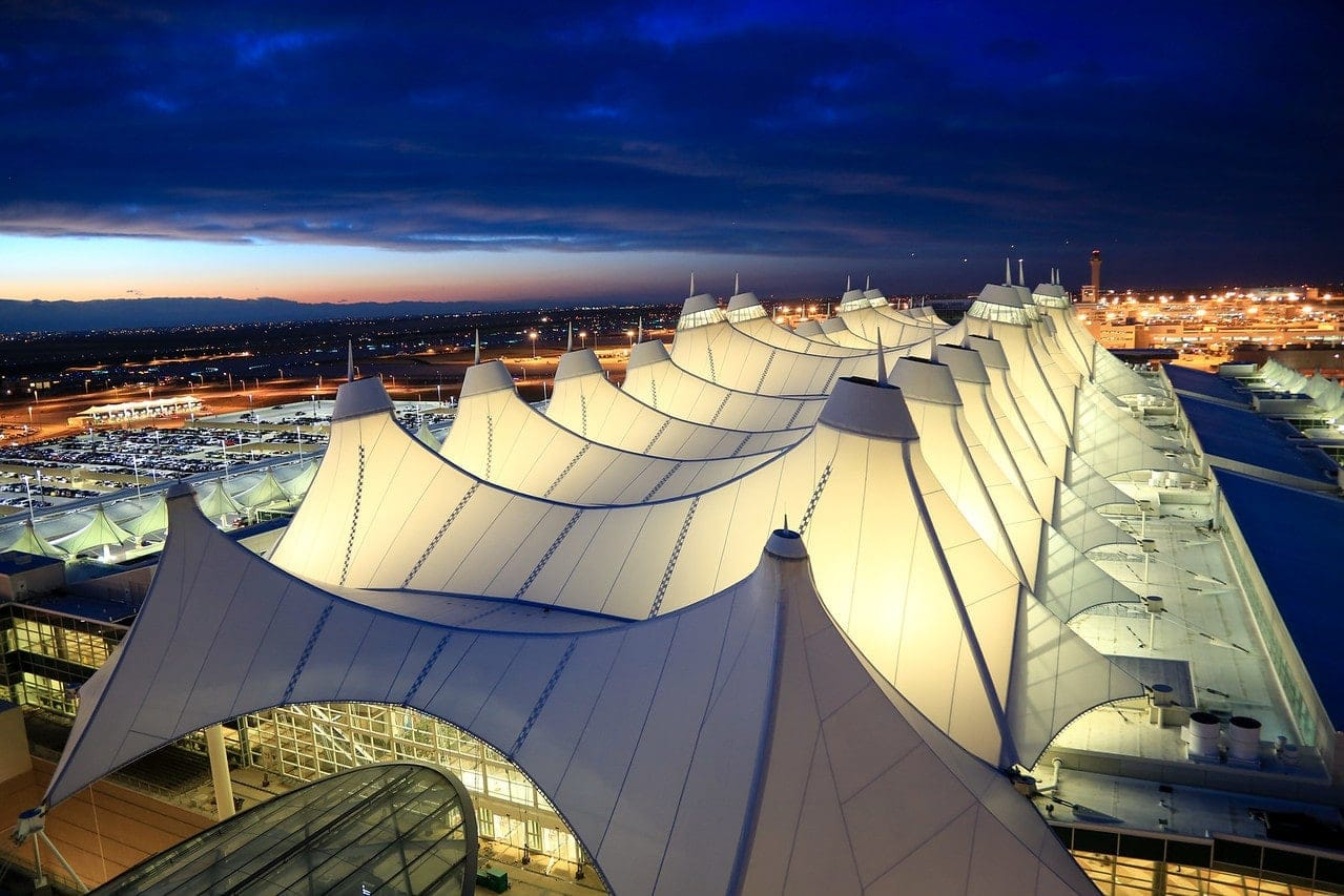 Denver International Airport is the gateway to the Rocky Mountain West Since opening on Feb 28 1995 Denver International Airport DEN has become the worlds 13th