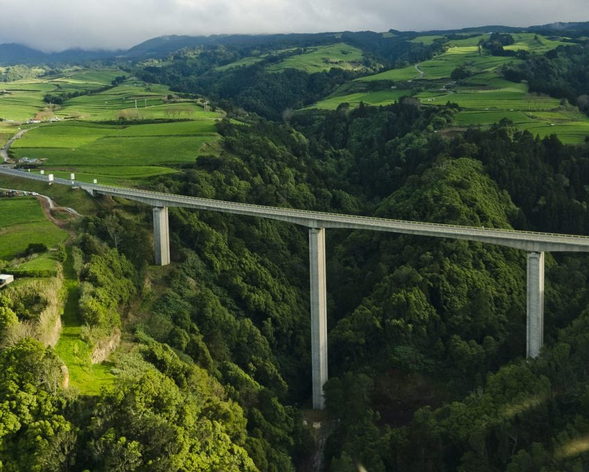 Image of Euroscut Azores Highway