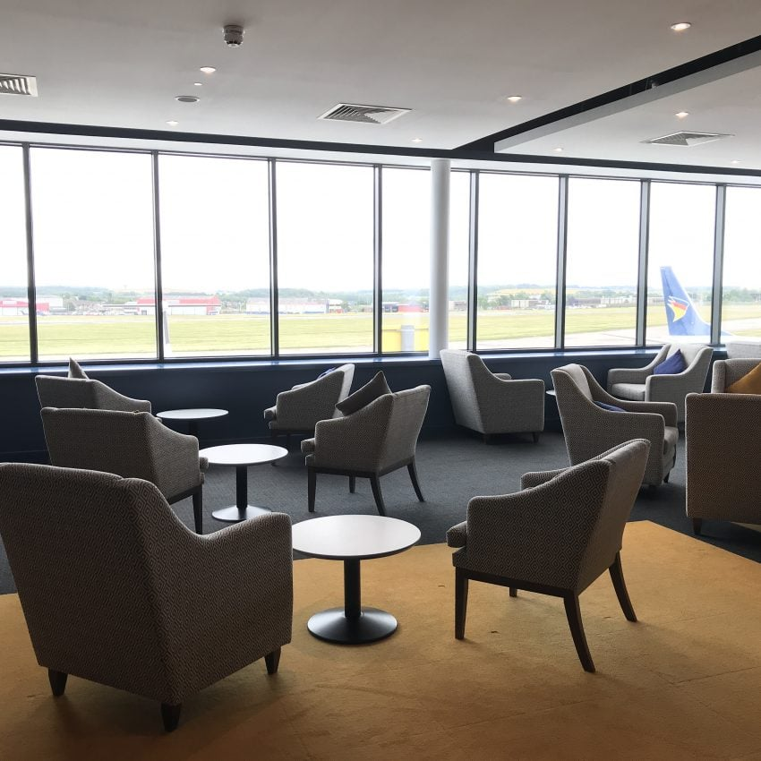 Northern Lights and Distilling House reopen Aberdeen Airport